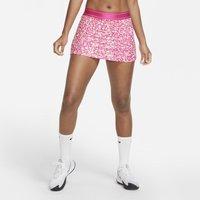 NikeCourt Dri-FIT Women's Printed Tennis Skirt - Pink