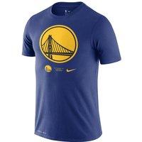 Golden State Warriors Logo Camiseta Nike Dri-FIT NBA - Hombre - Azul