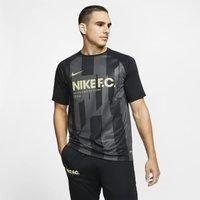 Nike F.C. Men's Short-Sleeve Shirt - Black