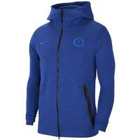 Chelsea F.C. Tech Pack Men's Hoodie - Blue