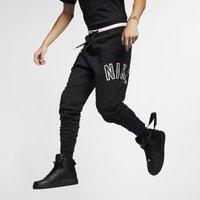 Nike Air Men's Fleece Trousers - Black