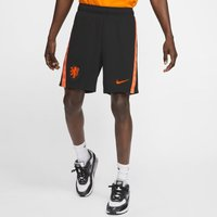 Netherlands 2020 Stadium Away Men's Football Shorts - Black