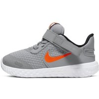 Nike Revolution 5 FlyEase Baby/Toddler Shoe - Grey