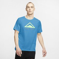 Nike Rise 365 Trail Men's Trail Running Top - Blue