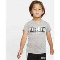 Nike Air Younger Kids' Short-Sleeve T-Shirt - Grey