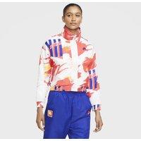 NikeCourt Women's Tennis Jacket - White