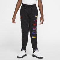 Jordan Jumpman Younger Kids' Fleece Joggers - Black