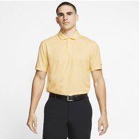 Nike Dri-FIT Tiger Woods Men's Camo Golf Polo - Yellow