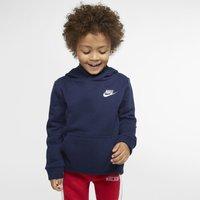 Nike Sportswear Club Fleece Toddler Pullover Hoodie - Blue