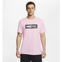 Nike F.C. Men's Football T-Shirt - Pink
