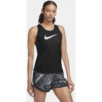 Nike Swoosh Run Women's Running Tank - Black