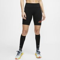 Nike Fast Women's 18cm (approx.) Trail Running Shorts - Black