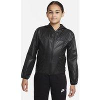 Nike Essential Older Kids' (Girls') Training Jacket - Black