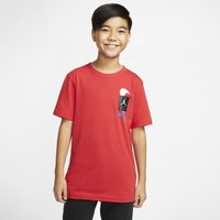 Air Jordan Older Kids' (Boys') Short-Sleeve T-Shirt - Red