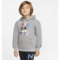 Air Jordan Younger Kids' Pullover Hoodie - Grey