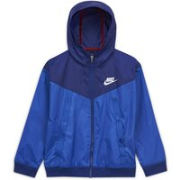 Nike Sportswear Windrunner Older Kids' Jacket - Blue