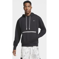 Nike Standard Issue Men's Basketball Pullover Hoodie - Black