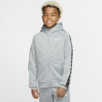 Худи с молнией во всю длину для мальчиков школьного возраста Nike Sportswear Swoosh фото