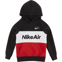 Nike Air Younger Kids' Pullover Hoodie - Black
