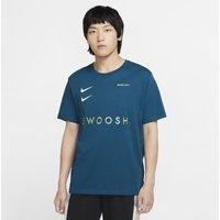 Nike Sportswear Swoosh Men's T-Shirt - Blue