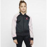 Jordan Jumpman Older Kids' (Girls') Full-Zip Bomber Jacket - Black
