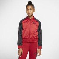Jordan Jumpman Older Kids' (Girls') Full-Zip Bomber Jacket - Red