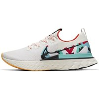 Nike React Infinity Run Flyknit A.I.R. Men's Running Shoe - Cream