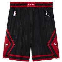 Bulls Statement Edition 2020 Men's Jordan NBA Swingman Shorts - Black
