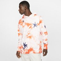 Cody Hudson: The Jordan Chicago Collaborators' Collection Men's Pullover Hoodie - White