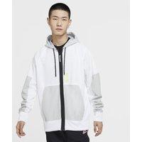 Nike Sportswear Air Max Men's Full-Zip Hoodie - White
