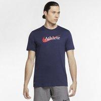 Мужская футболка для тренинга с логотипом Swoosh Nike Dri-FIT фото