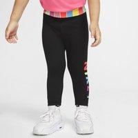 Nike Dri-FIT Toddler 3/4 Leggings - Black