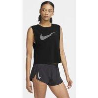 Женская беговая майка со складками Nike Run Division фото