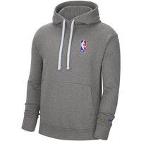 Team 31 Essential Men's Nike NBA Pullover Hoodie - Grey