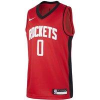 Rockets Icon Edition Older Kids' Nike NBA Swingman Jersey - Red