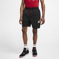 Jordan Jumpman Poolside Men's 18cm (approx.) Shorts - Black