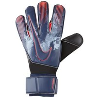 Nike Grip3 Goalkeeper Vapor Strike Night Football Gloves - Blue