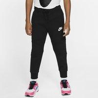 Nike Tech Fleece Younger Kids' Trousers - Black