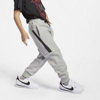 Nike Tech Fleece Younger Kids' Trousers - Grey