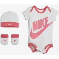 Nike Futura Three-Piece Baby&Toddler Girls' Set - Pink