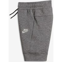 Nike Sportswear Tech Fleece Younger Kids' Shorts - Grey