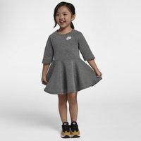 Nike Tech Fleece Toddler Dress - Grey