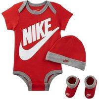 Nike Sportswear Baby 3-Piece Set - Red