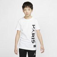 PSG Older Kids' (Boys') T-Shirt - White