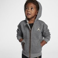 Jordan Toddler Full-Zip Hoodie - Grey