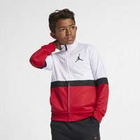 Jordan Sportswear Diamond Older Kids' (Boys') Full-Zip Jacket - Red