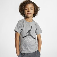 Jordan Jumpman Flight Younger Kids' T-Shirt - Grey