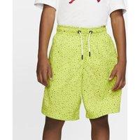 Jordan Flight Older Kids' (Boys') Poolside Shorts - Green