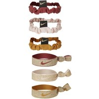 Nike Ponytail Holders (6-Pack) - Pink