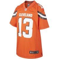 NFL Cleveland Browns (Odell Beckham Jr.) Spieltrikot für ältere Kinder - Orange